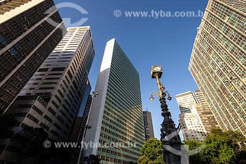 Prédios do Ccntro da cidade  - Rio de Janeiro - Rio de Janeiro (RJ) - Brasil