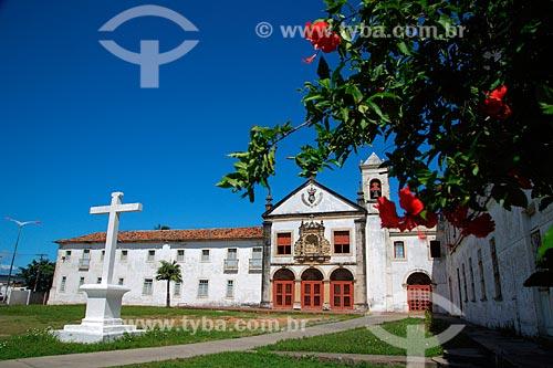 Convento e Igreja de Santa Tereza (Século 17)  - Olinda - Pernambuco (PE) - Brasil