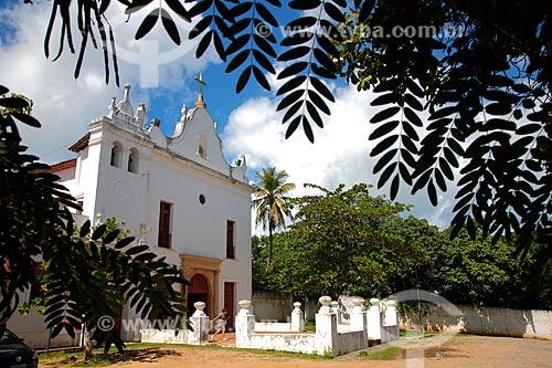 Igreja de Nossa Senhora do Monte (1535)  - Olinda - Pernambuco (PE) - Brasil