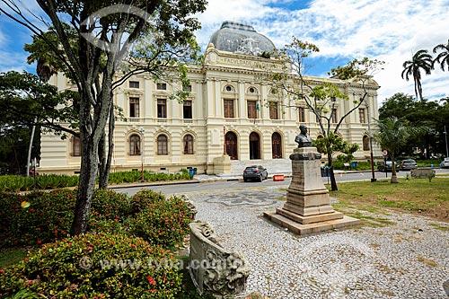 Prédio da Faculdade de Direito do Recife da Universidade Federal de Pernambuco  - Recife - Pernambuco (PE) - Brasil