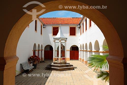 Interior do Convento de Nossa Senhora da Conceição (século XVI)  - Olinda - Pernambuco (PE) - Brasil