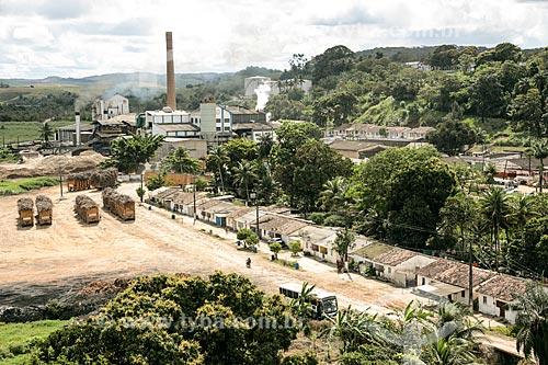 Vista da Usina Ipojuca  - Ipojuca - Pernambuco (PE) - Brasil