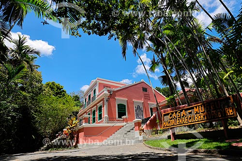 Casa-Museu Magdalena e Gilberto Freyre  - Recife - Pernambuco (PE) - Brasil