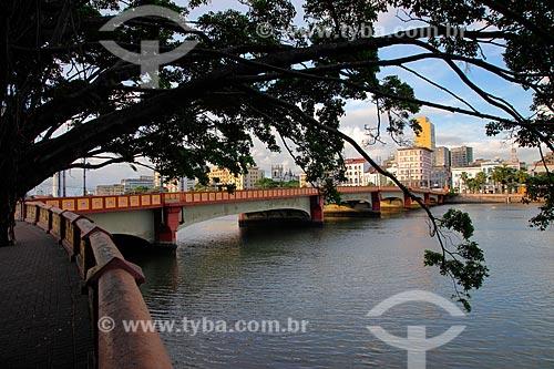 Ponte Maurício de Nassau  - Recife - Pernambuco (PE) - Brasil