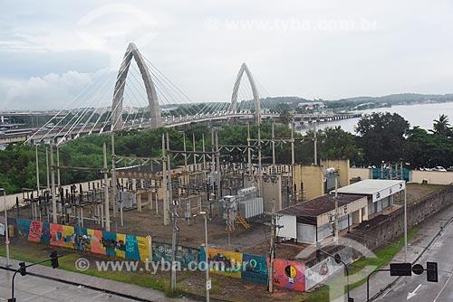Subestação de energia elétrica do Fundão  - Rio de Janeiro - Rio de Janeiro (RJ) - Brasil