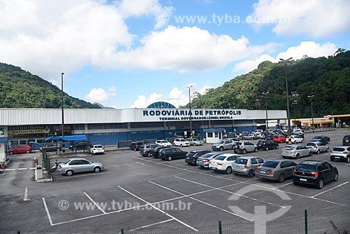 Terminal Governador Leonel Brizola  - Petrópolis - Rio de Janeiro (RJ) - Brasil