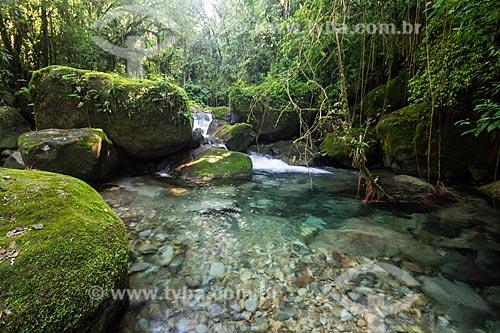 Rio Santo Antônio - Área de Proteção Ambiental da Serrinha do Alambari  - Resende - Rio de Janeiro (RJ) - Brasil