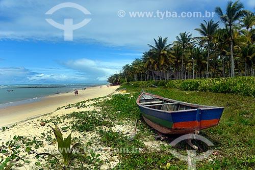 Vista da Praia dos Pescadores  - Porto Seguro - Bahia (BA) - Brasil