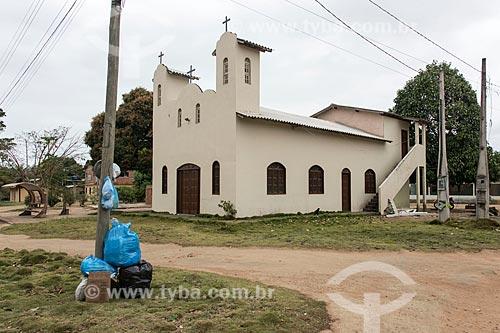 Igreja Católica - Terra Indígena Pau Brasil da etnia Tupiniquim - ACRÉSCIMO DE 100% SOBRE O VALOR DE TABELA  - Aracruz - Espírito Santo (ES) - Brasil