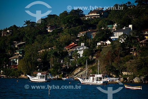 Vista da Lagoa da Conceição  - Florianópolis - Santa Catarina (SC) - Brasil