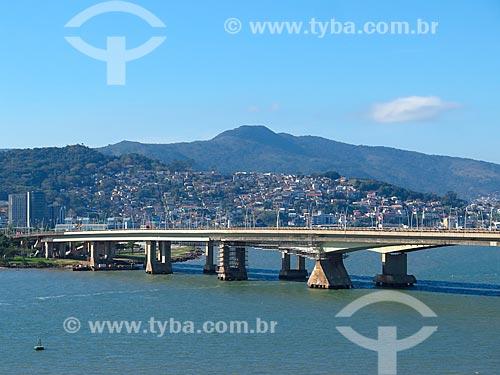 Pontes Colombo Salles e Pedro Ivo Campos  - Florianópolis - Santa Catarina (SC) - Brasil
