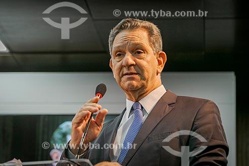 Ministro João Otávio de Noronha, presidente do Superior Triubunal de Justiça  (STJ) - Palestra no XXIII Congresso Internacional de Direito Tributário  - Belo Horizonte - Minas Gerais (MG) - Brasil