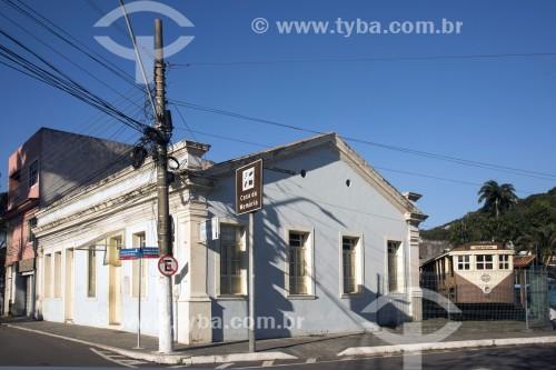 Casa da Memória (1893) - Museu com acevo histórico e o Bonde 42 de 1912 - Vila Velha - Espírito Santo (ES) - Brasil