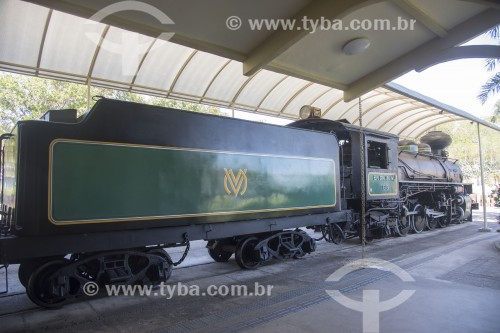 Museu Vale - Antiga Estação Ferroviária Pedro Nolasco (1927) - Vila Velha - Espírito Santo (ES) - Brasil