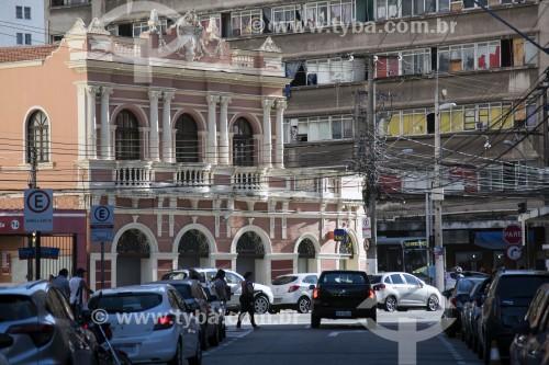 Agência bancária em palecete histórico - Vitória - Espírito Santo (ES) - Brasil