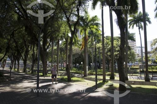 Parque Moscoso - Centro histórico da cidade - Vitória - Espírito Santo (ES) - Brasil