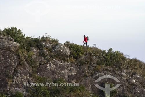 Trekking na Serra da Mantiqueira próximo a Itatiaia - Itatiaia - Rio de Janeiro (RJ) - Brasil