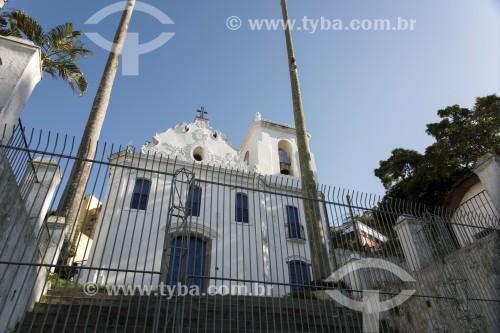 Igreja Nossa Senhora do Rosário (1765) - Vitória - Espírito Santo (ES) - Brasil