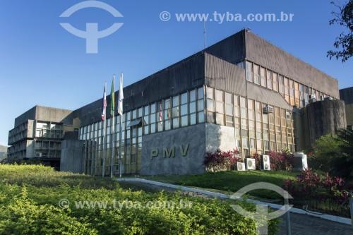 Prédio da Prefeitura Municipal - Vitória - Espírito Santo (ES) - Brasil