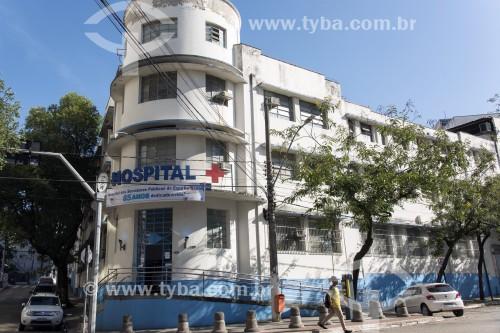 Hospital dos servidores públicos do Espírito Santo - Vitória - Espírito Santo (ES) - Brasil