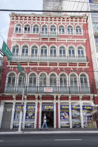 Hotel Palace - Construído em prédio histórico - Vitória - Espírito Santo (ES) - Brasil
