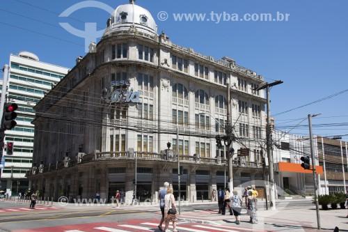 SESC Glória - instalado em prédio histórico no centro da cidade - Vitória - Espírito Santo (ES) - Brasil