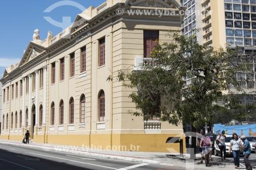 Escola Técnica Municipal de Teatro, Dança e Música - FAFI - Vitória - Espírito Santo (ES) - Brasil