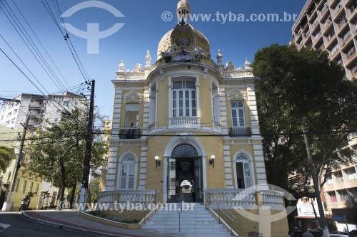 Palácio da Cultura Sônia Cabral - Vitória - Espírito Santo (ES) - Brasil