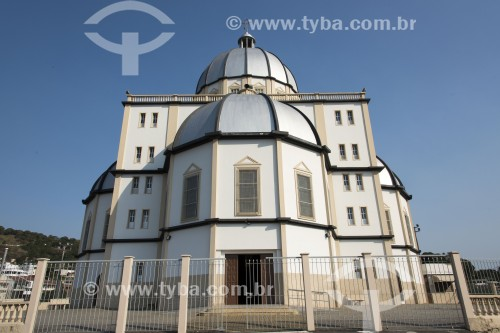 Santuário-Basílica de Santo Antônio - Vitória - Espírito Santo (ES) - Brasil
