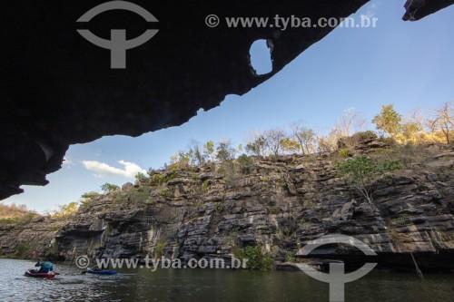 Cânion do Rio Poti - Buriti dos Montes - Piauí (PI) - Brasil