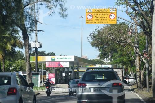 Trânsito na Avenida Borges de Medeiros - Rio de Janeiro - Rio de Janeiro (RJ) - Brasil