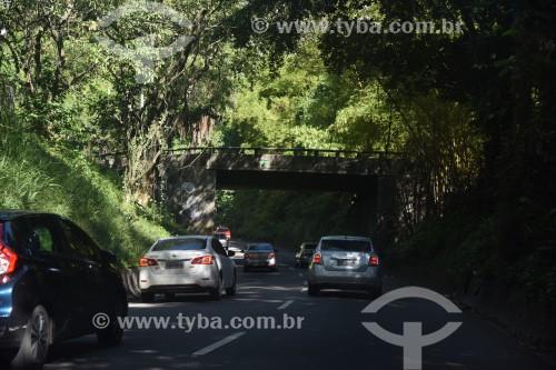 Trânsito na Avenida Padre Leonel Franca - Rio de Janeiro - Rio de Janeiro (RJ) - Brasil
