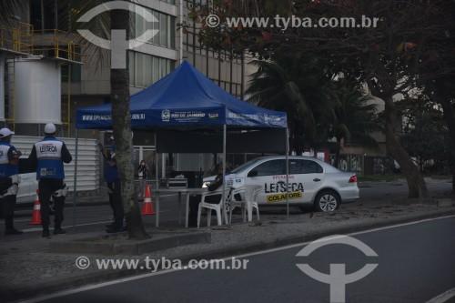 Blitz da Operação Lei Seca - Rio de Janeiro - Rio de Janeiro (RJ) - Brasil