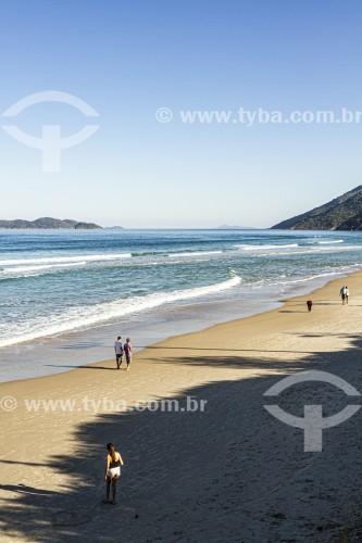 Praia dos Açores no Outono - Florianópolis - Santa Catarina (SC) - Brasil