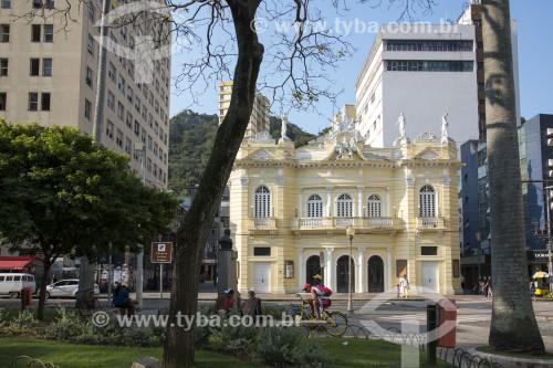 Theatro Carlos Gomes (1927) - Vitória - Espírito Santo (ES) - Brasil