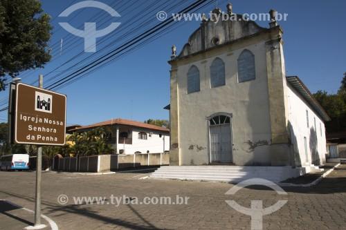 Igreja Nossa Senhora da Penha - Aracruz - Espírito Santo (ES) - Brasil