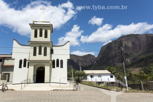 Capela do Sagrado Coração de Jesus - Pancas - Espírito Santo (ES) - Brasil