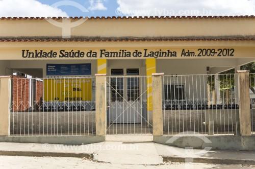 Unidade básica de saúde - Pancas - Espírito Santo (ES) - Brasil