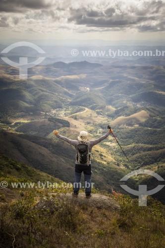 Trekking nas montanhas de Petrópolis - Petrópolis - Rio de Janeiro (RJ) - Brasil