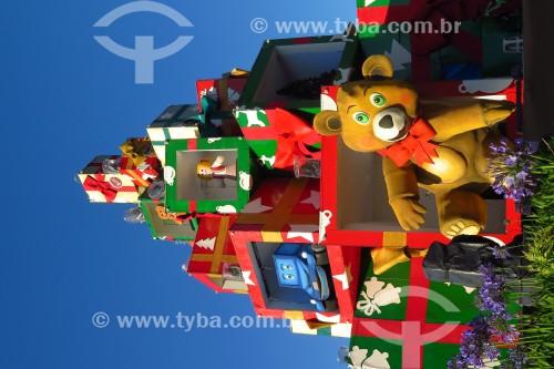 Decoração de Natal - Canela - Rio Grande do Sul (RS) - Brasil