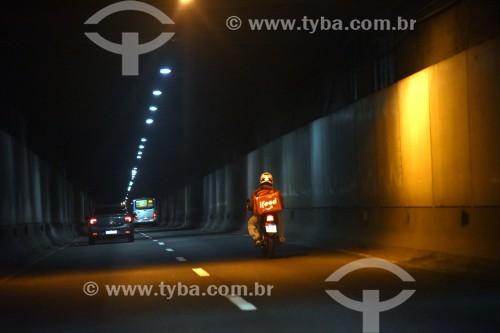 Túnel do Joá - Rio de Janeiro - Rio de Janeiro (RJ) - Brasil