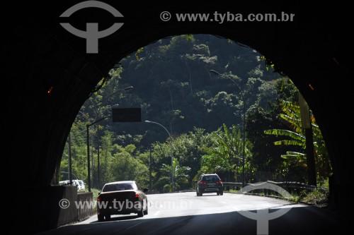 Túnel Rebouças - Rio de Janeiro - Rio de Janeiro (RJ) - Brasil