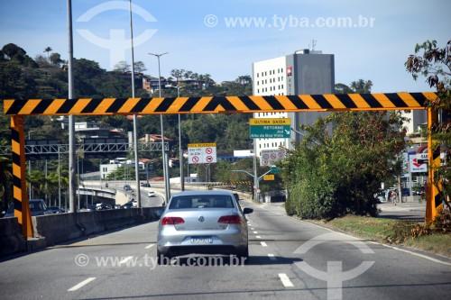 Aceso à Ponte da Joatinga - Rio de Janeiro - Rio de Janeiro (RJ) - Brasil