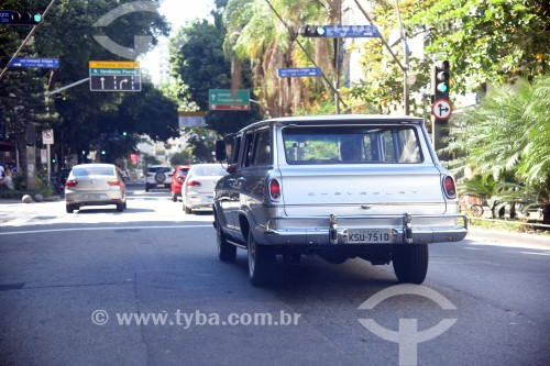 Carro Chevrolet Veraneio - Rio de Janeiro - Rio de Janeiro (RJ) - Brasil
