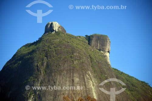 Vista da Pedra da Gávea - Rio de Janeiro - Rio de Janeiro (RJ) - Brasil