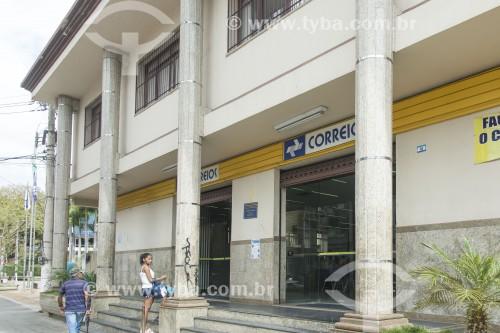 Agência dos Correios - Cachoeiro de Itapemirim - Espírito Santo (ES) - Brasil