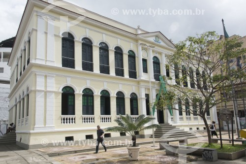 Prefeitura Municipal instalada no Palácio Bernardino Monteiro (1912) - Cachoeiro de Itapemirim - Espírito Santo (ES) - Brasil
