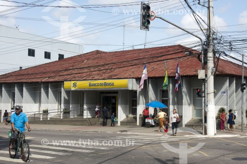 Agência bancária - Banco do Brasil - Aracruz - Espírito Santo (ES) - Brasil