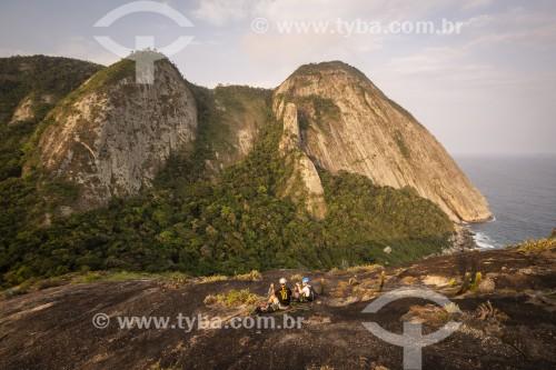 Parque Estadual da Serra da Tiririca - Niterói - Rio de Janeiro (RJ) - Brasil
