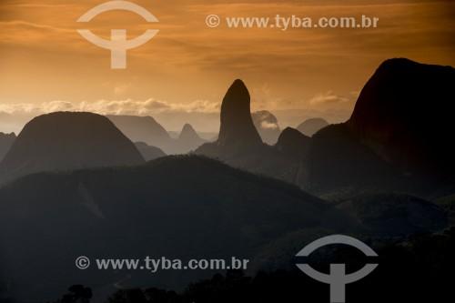 Morro da Agulha - Monumento Natural dos Pontões Capixabas - Pancas - Espírito Santo (ES) - Brasil